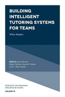 Building Intelligent Tutoring Systems for Teams: What Matters