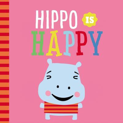 Playdate Pals Hippo Is Happy PLAYDATE PALS HIPPO IS HAPPY [ Make Believe Ideas Ltd ]