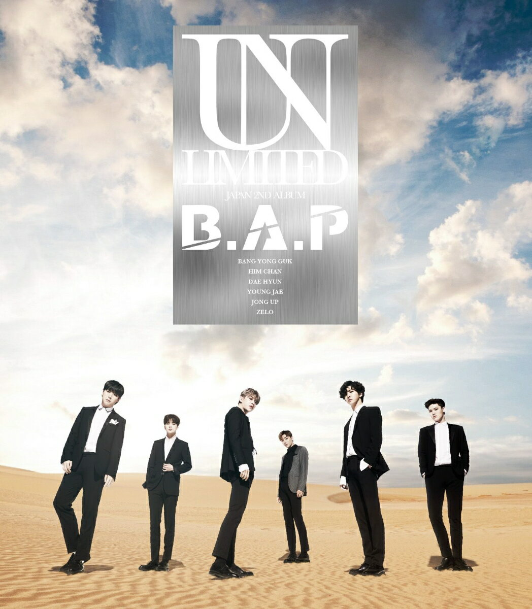 UNLIMITED (Type-A CD+DVD) [ B.A.P ]
