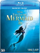 Little Mermaid 3Dセット【Blu-ray】【期間限定生産】