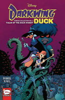 Disney Darkwing Duck: Tales of the Duck Knight: Comics Collection