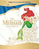 Little Mermaid ブルーレイ・トリロジーセット【Blu-ray】【期間限定生産】