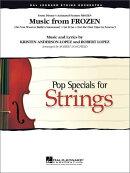 【輸入楽譜】アンダーソン=ロペス, Kristen & ロペス, Robert: 映画「アナと雪の女王」より メドレー(弦楽器のため…
