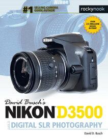 David Busch's Nikon D3500 Guide to Digital Slr Photography DAVID BUSCHS NIKON D3500 GT DI (The David Busch Camera Guide) [ David D. Busch ]
