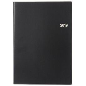 6211 NOLTY 能率手帳A5(黒) 2019年1月始まり