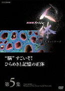 "NHKスペシャル 人体 神秘の巨大ネットワーク 第5集 ""脳""すごいぞ!ひらめきと記憶の正体"