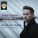 【輸入盤】『流れよ、わが涙〜リュート、ヴィオール、声のための歌曲集〜ダウランド、ヒューム、他』 I.デイヴィ…