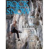 ROCK & SNOW(080(summer issu) 特集:アレックス・オノルド/ワイドクラックの世界 (別冊山と溪谷)