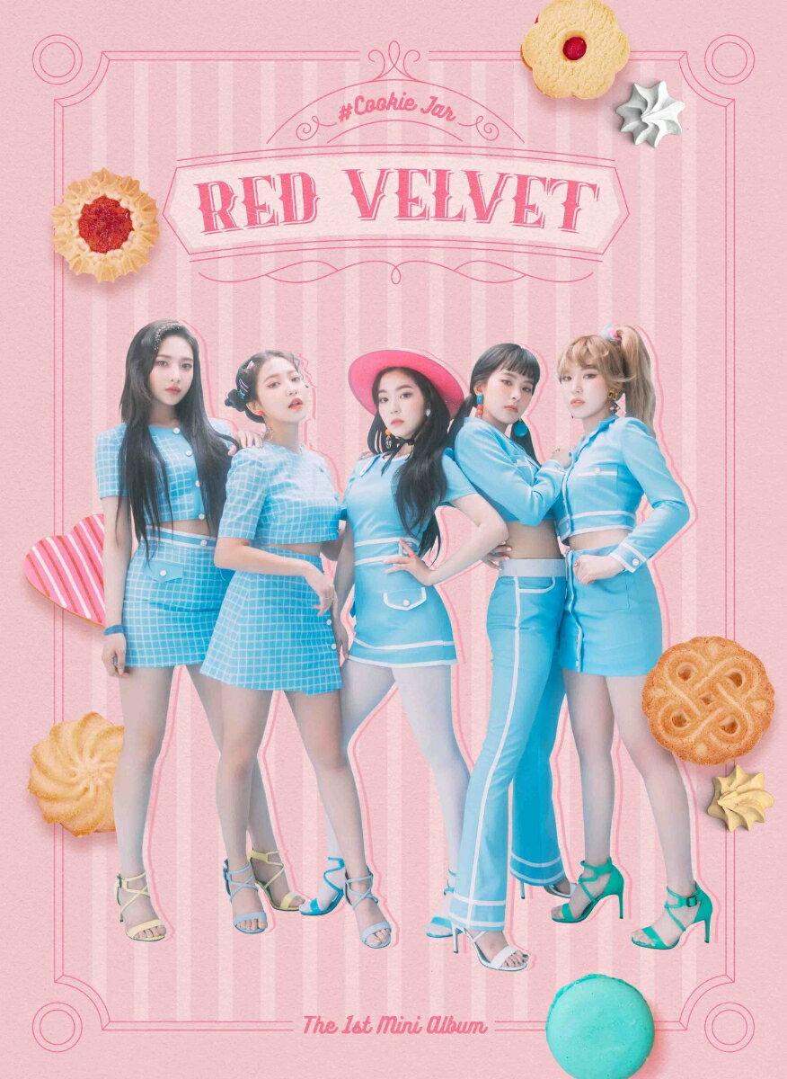 【先着特典】#Cookie Jar (初回生産限定盤 CD+スマプラ) (ポストカード付き) [ Red Velvet ]