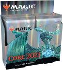 マジック:ザ・ギャザリング 基本セット2021 コレクター・ブースターパック 日本語版 【12パック入りBOX】