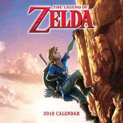 The Legend of Zelda(tm) 2018 Wall Calendar