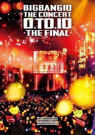 BIGBANG10 THE CONCERT : 0.TO.10 -THE FINAL-[TOUR FINAL @ KYOCERA DOME OSAKA (2016.12.29)][DVD(2枚組)+スマプラムービー] [ BIGBANG ]