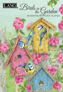 Birds in the Garden 2019 4.5 X 6.5 Monthly Pocket Planner