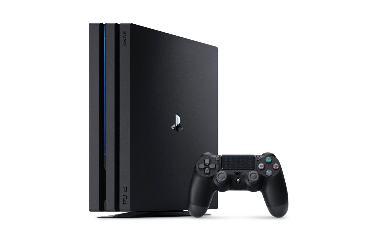 PlayStation4 Pro ジェット・ブラック 2TB