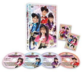ひみつ×戦士 ファントミラージュ! DVD BOX vol.2 [ 菱田未渚美 ]