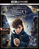 ファンタスティック・ビーストと魔法使いの旅 <4K ULTRA HD&3D&2D ブルーレイセット>(3枚組/魔法動物カード全7…