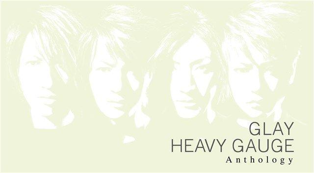 HEAVY GAUGE Anthology (2CD+Blu-ray) [ GLAY ]