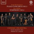 【輸入盤】ラフマニノフ:ピアノ協奏曲第3番、シベリウス:交響曲第2番 ジェラルド・アイモンチェ、ロデリック・コ…
