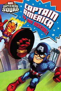 SuperHeroSquad:CaptainAmericatotheRescue!