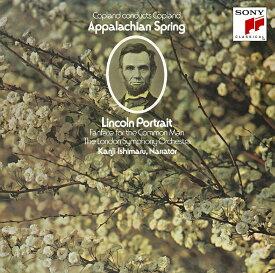 コープランド:アパラチアの春/リンカーンの肖像 他 [ 石丸幹二 ]