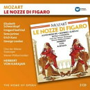 【輸入盤】『フィガロの結婚』全曲 カラヤン&ウィーン・フィル、エーリヒ・クンツ、エリーザベト・シュヴァルツコ…