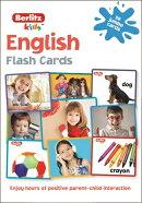 Berlitz English Flash Cards
