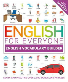 ENGLISH FOR EVERYONE:VOCABULARY BUILDER [ . ]