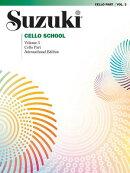 Suzuki Cello School, Vol 3: Cello Part【バーゲンブック】
