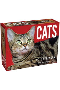Cats2018MiniDay-To-DayCalendarCAL2018-CATSMINIDAY-TO-DAY[AndrewsMcMeelPublishing]
