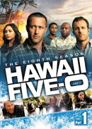 HAWAII FIVE-0 シーズン8 DVD-BOX Part1