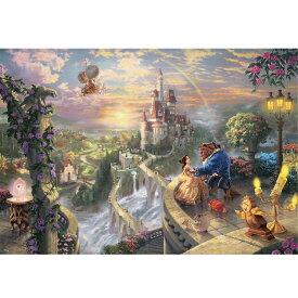 ジグソーパズル 美女と野獣 Beauty and the Beast Falling in Love【1000ピース】(51x73.5cm)