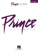 Prince - Ultimate: Easy Piano Songbook