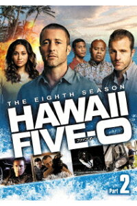 HAWAIIFIVE-0シーズン8DVD-BOXPart2[アレックス・オロックリン]