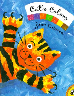 Cat's Colors CATS COLORS (Picture Puffin Books) [ Jane Cabrera ]