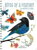 Geninne D Zlatkis 2018 - 2019 Weekly Planner: Birds of a Feather
