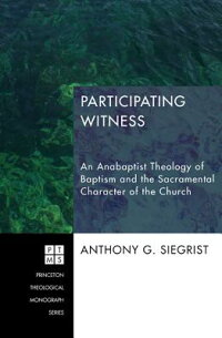 ParticipatingWitness[AnthonyG.Siegrist]