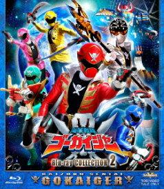 海賊戦隊ゴーカイジャー Blu-ray COLLECTION 2【Blu-ray】 [ 小澤亮太 ]