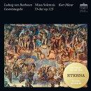 【輸入盤】ミサ・ソレムニス クルト・マズア&ゲヴァントハウス管弦楽団