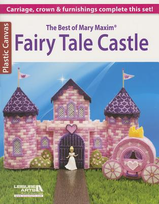 Fairy Tale Castle Plastic Canvas FAIRY TALE CASTLE PLASTIC CANV [ Mary Maxim ]