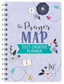 2021 Creative Planner the Prayer Map(r)