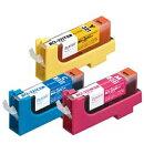 キヤノン BCI-321Y+BCI-321M+BCI-321C 互換インクカートリッジ 3色パック(シアン・マゼンタ・イエロー)