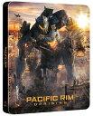 パシフィック・リム:アップライジング スチール・ブック仕様 ブルーレイ+DVDセット【Blu-ray】 [ ジョン・ボイエガ ]