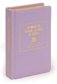 MOM'S ONE LINE A DAY(H) [ *SEE 4573307167937 CHRONICLE BOOKS ]