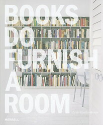 BOOKS DO FURNISH A ROOM(H)