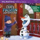 ORAF'S FROZEN:READ-ALONG STORYBK(P W/CD)