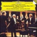 【輸入盤】ピアノ協奏曲第3、4番 ツィマーマン(P)バーンスタイン&ウィーン・フィル