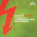 モーツァルト:交響曲第40番(第2版) 交響曲第41番≪ジュピター≫ 歌劇≪イドメネオ≫からフィナーレ・バレエ音楽