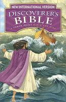 NIV Discoverer's Bible, Large Print, Hardcover