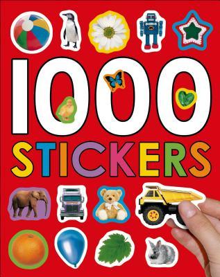 1000 STICKERS(P) [ PRIDDY BOOKS ]