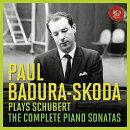 【輸入盤】ピアノ・ソナタ全集 パウル・バドゥラ=スコダ(1967-71)(12CD)